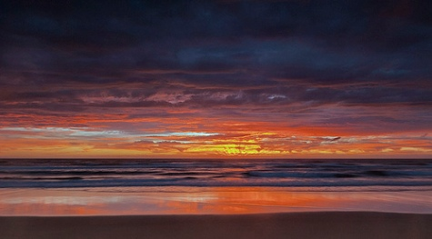 Sunrise by Nigel Howe