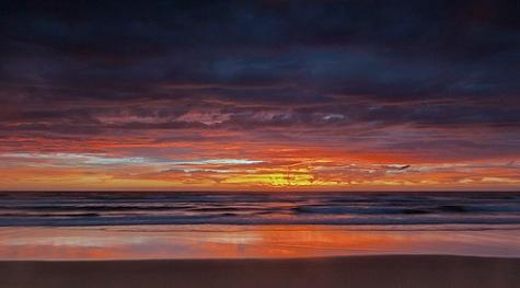 Sunrise by Nigel Howe