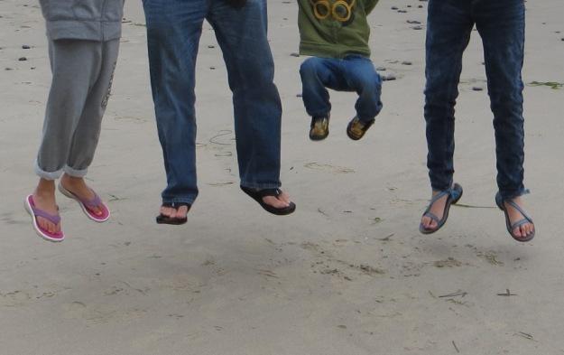 jump #augustbreak2014
